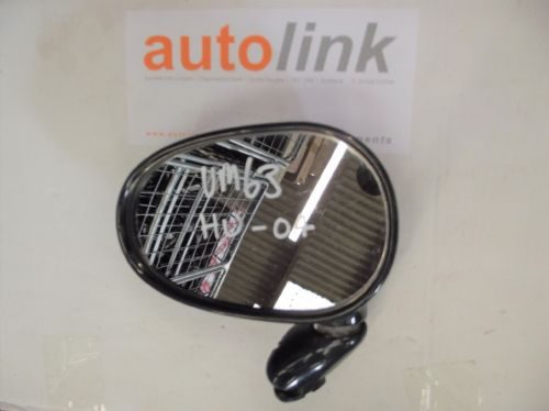 Door Mirror, Mazda MX-5 mk1, l/h, green, HU, left hand, USED 04